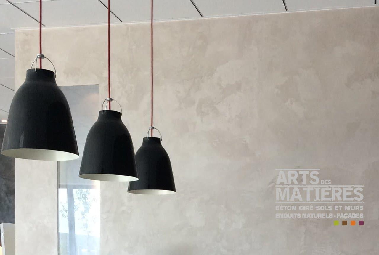 me du monde b ton cir enduits d coratifs naturels by arts des mati res. Black Bedroom Furniture Sets. Home Design Ideas