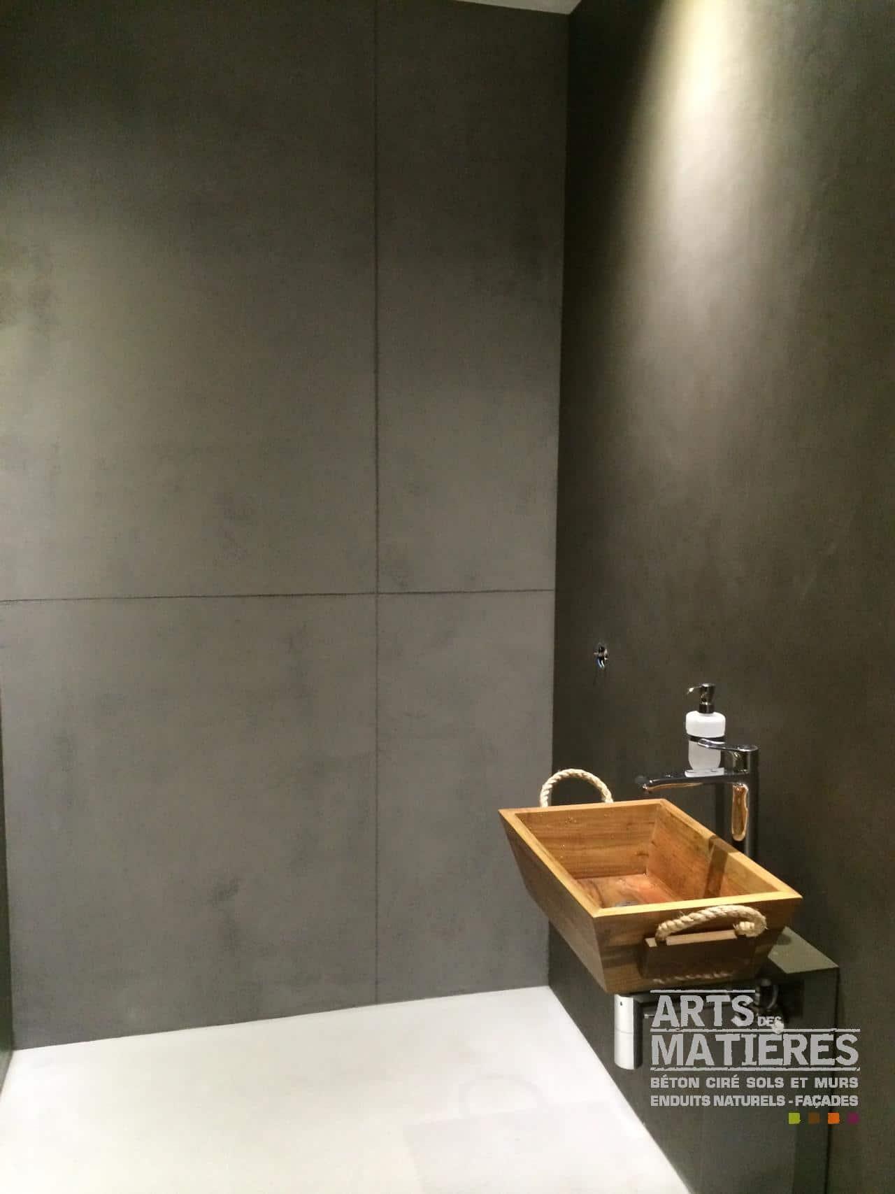 Effet Tadelakt | Béton ciré & enduits décoratifs naturels by Arts ...