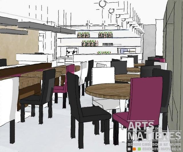 cr ateur d 39 ambiances archives b ton cir enduits d coratifs naturels by arts des mati res. Black Bedroom Furniture Sets. Home Design Ideas