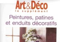 Art & Décoration reconnaît le savoir-faire d'Arts des Matières !