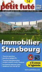 petit futé immobilier 2007 Strasbourg